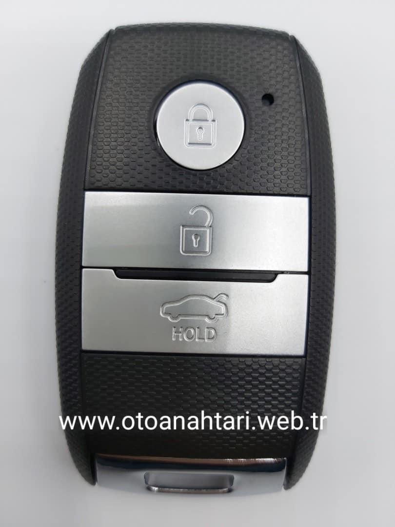 Otomobil Anahtarı Yedek Yapımı kia kumanda kabı Kia Kumanda Kabı Hyunda   Kia Smart Anahtar