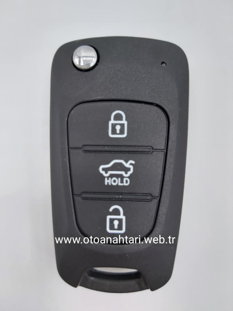 Hyundai i20 Anahtarı hyundai accent blue kumandalı anahtarı hyundai accent blue kumandalı anahtarı hunda   Anahtar