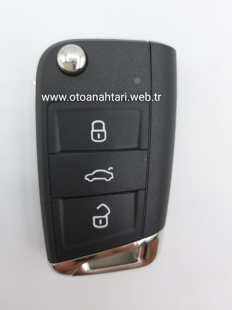 Wolksvagen Anahtarı wosvagen anahtar wosvagen Anahtar volkswagen polo anahtar